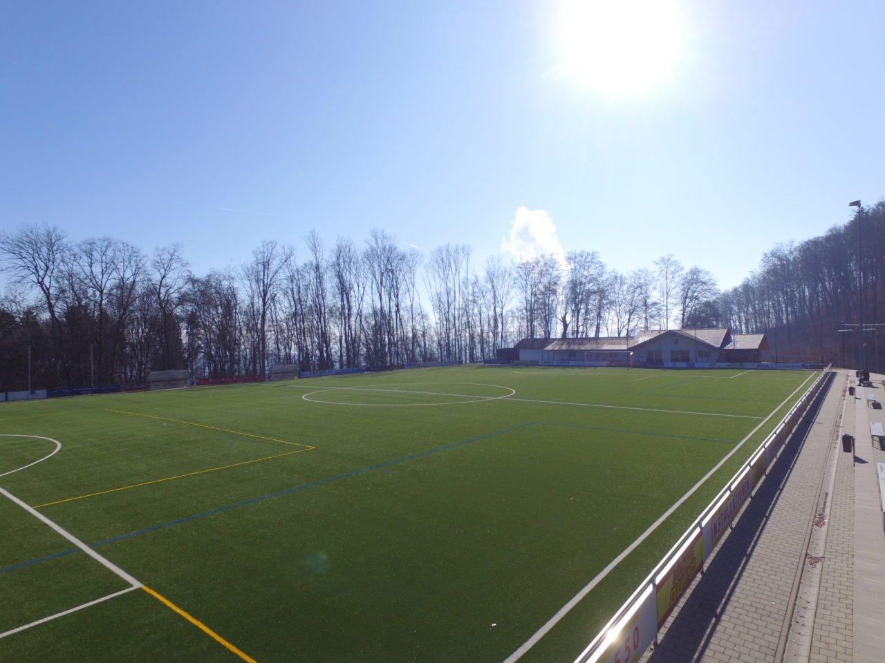 Panorama Eckfahne